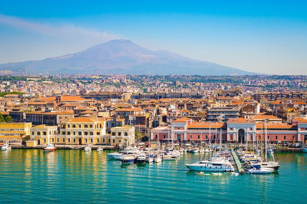 Catania, Sicília