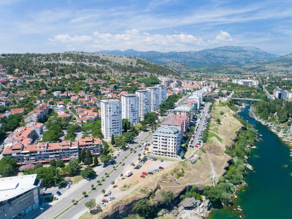 Podgorica, Čierna Hora