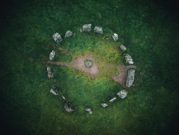 Drombeg Stone Circle, Írsko