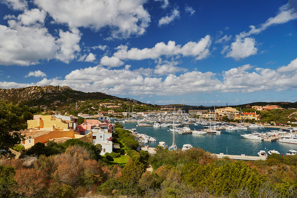 Porto Cervo, Sardínia