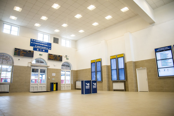 Hlavná stanica v Bratislave