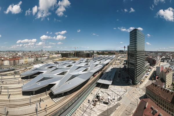 Hlavná stanica vo Viedni
