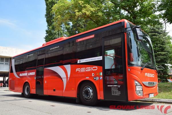 Autobus Slovak Lines