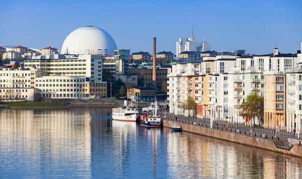 Ericsson Globe, Švédsko