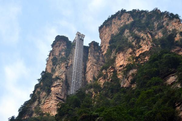 Bailong, Čína