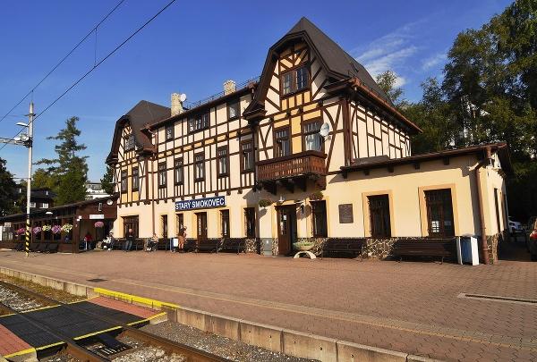 Tatranská železnica a jej