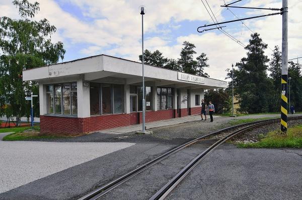 Stanica v Novom Smokovci
