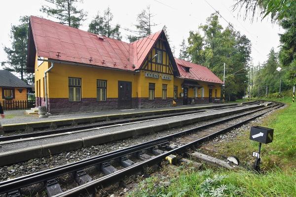 Stanica Vyšné Hágy