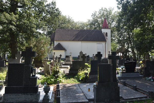 Pútnické miesto Hájiček kostol