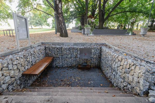Pútnický areál Studnička
