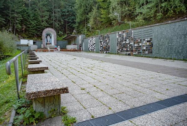 Areál prameňa Studnička, súčasť