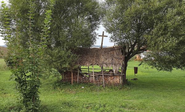 Pútnické miesto Galamba