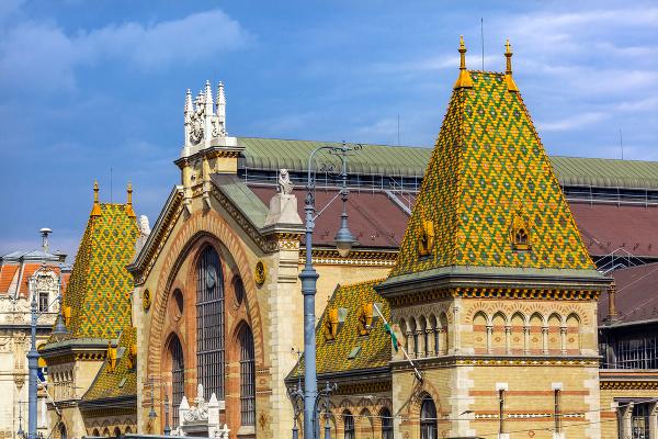 Budapešť, Maďarsko
