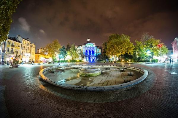 Plovdiv, Bulharsko