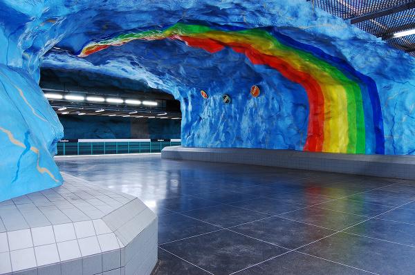 Stanica The Stadion, Štokholm,