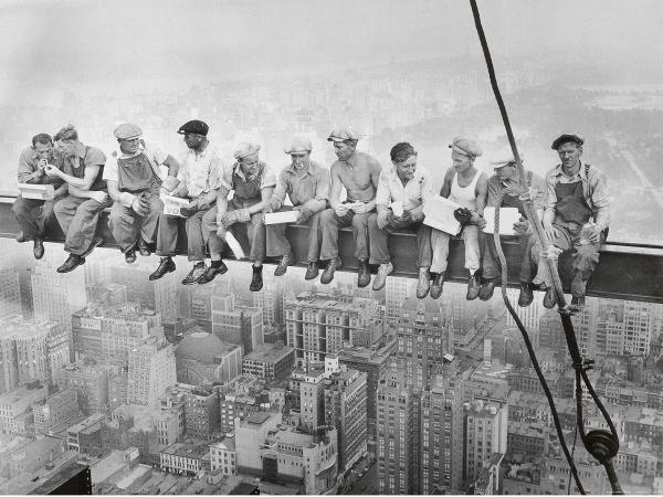 Najslávnejšia fotografia New Yorku