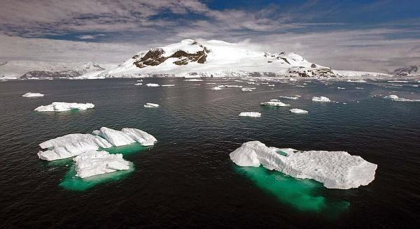 Gerlache Strait, Antarktída