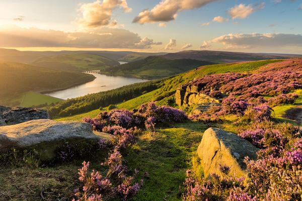 Peak District, Anglicko