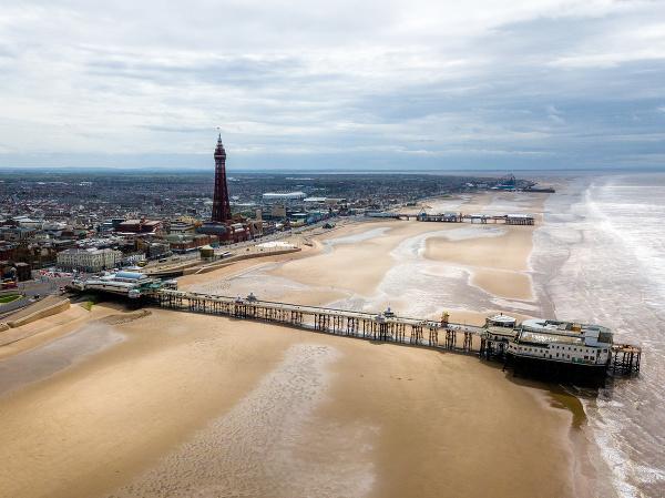 Blackpool, Lancashire, Anglicko