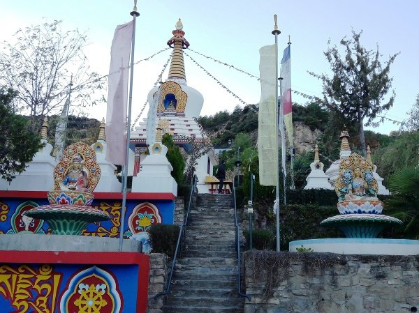 Budhistický chrám Dag Shang