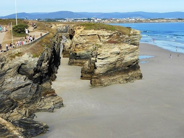 Katedrálová pláž Playa de