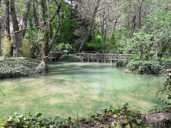Parque Natural Monasterio de