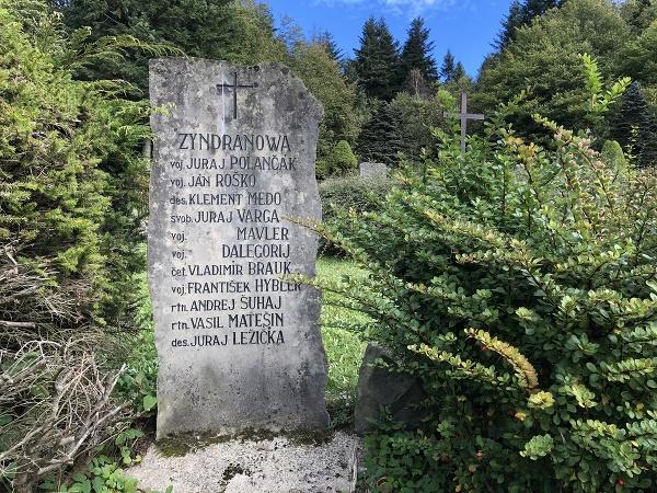 Pamätník na Dukle