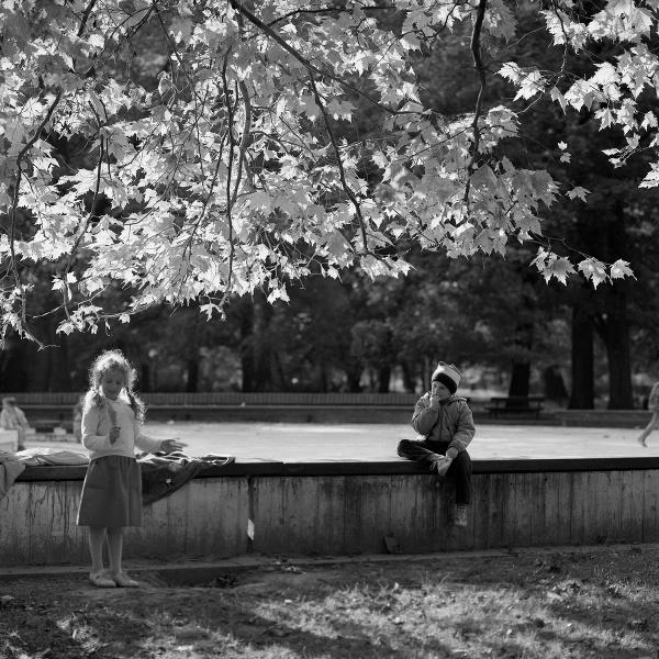 Jeseň na historických fotografiách