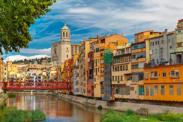 , Girona, Španielsko