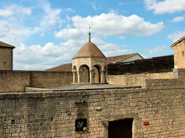 Arabské kúpele, Girona, Španielsko