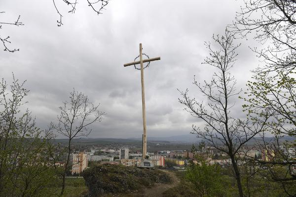 Časť krížovej cesty Povýšenia
