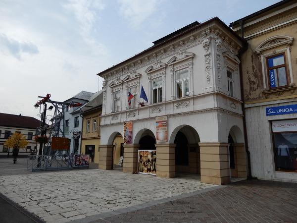 Mestské Múzeum Janka Kráľa