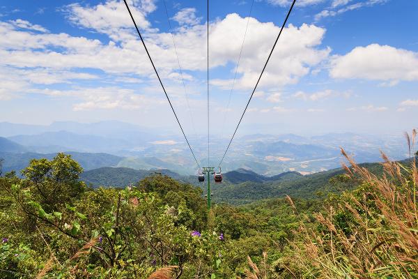Bá Ná Hills, Vietnam