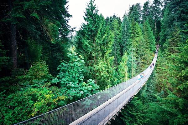 Vancouver je druhé najnavštevovanejšie