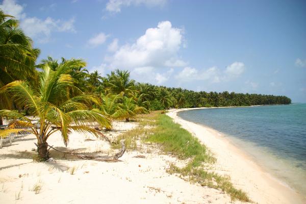 Ostrov Half Moon Cay