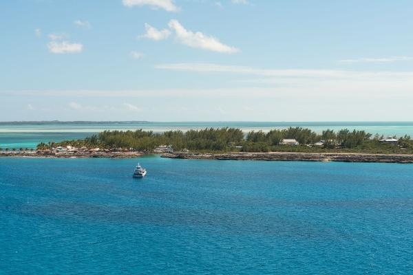 Ostrov CocoCay – Bahamy