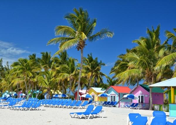 Princess Cays – Bahamy