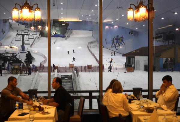 Ski Dubai, Dubaj, Spojené