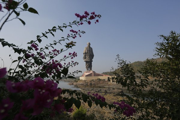 Najvyššia socha sveta