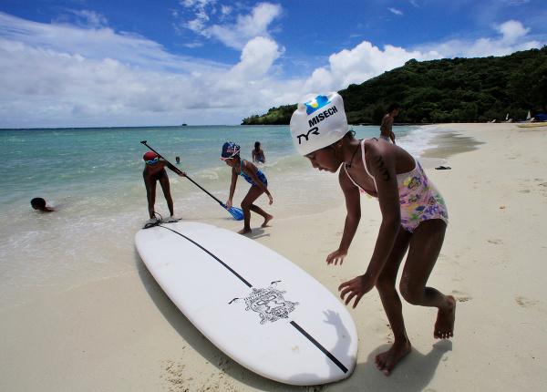 Palau zakáže