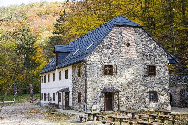 Budova VIII. mlyna, zv.