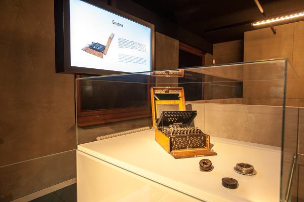Nemecké múzeum špiónov