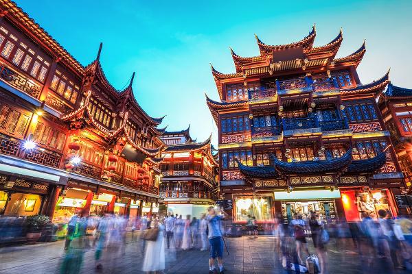 Šanghaj, Čína