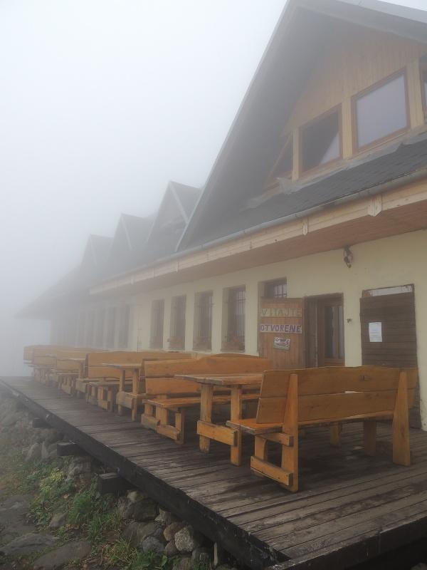 Na snímke chata Andreja