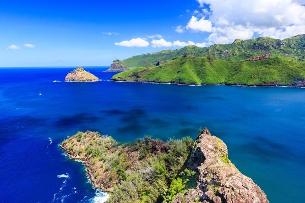 Nuku Hiva, Francúzska Polynézia