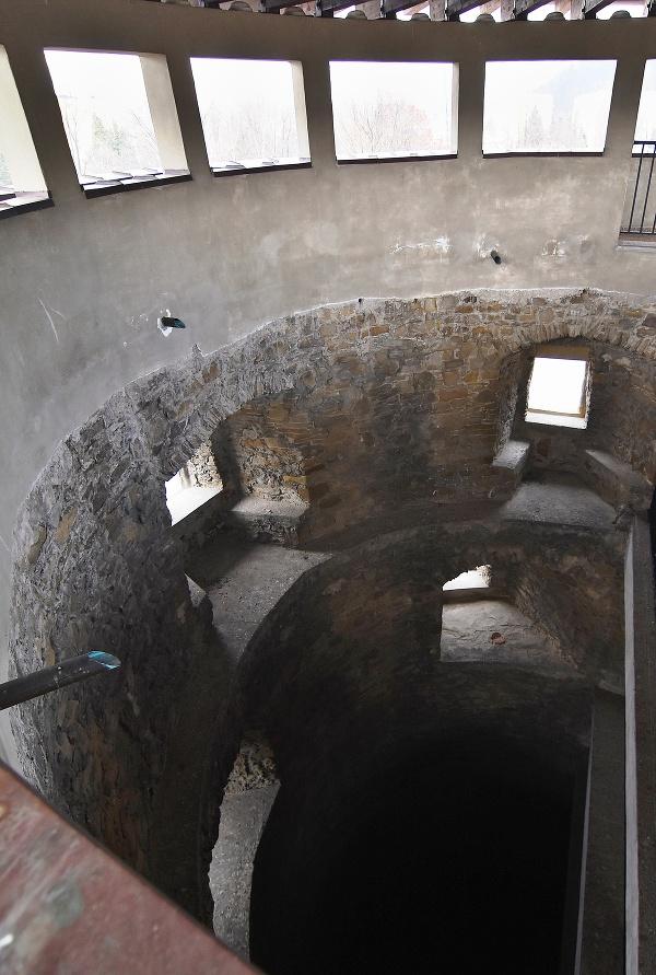 Hladomorňa na Kežmarskom hrade