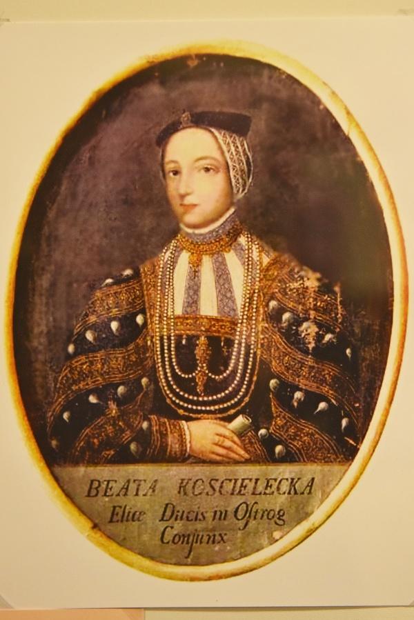 Na snímke portrét šľachtičnej