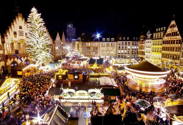 Vianoce vo Frankfurte