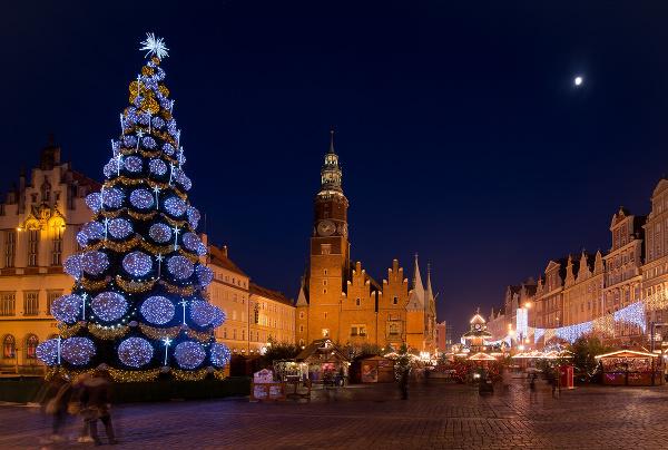 Vianoce vo Vroclavi