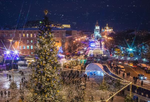 Vianočný Kyjev